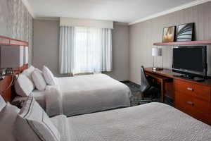 Room - Courtyard by Marriott Hotel Lowell