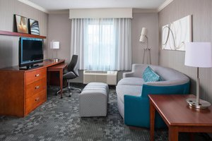 Suite - Courtyard by Marriott Hotel Lowell
