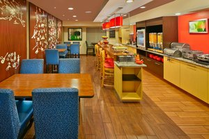 Restaurant - TownePlace Suites by Marriott Tewksbury