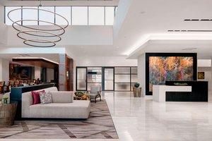 Lobby - Marriott Hotel Baton Rouge