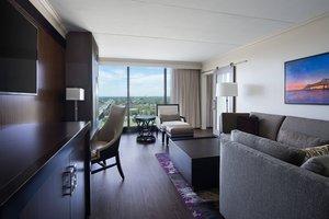 Suite - Marriott Hotel Baton Rouge