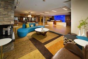 Lobby - Fairfield Inn by Marriott Hanover