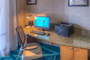 Conference Area - SpringHill Suites by Marriott Hanover