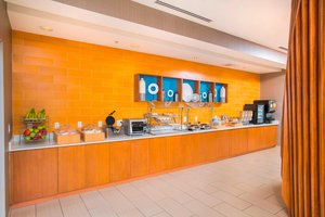 Restaurant - SpringHill Suites by Marriott Columbia