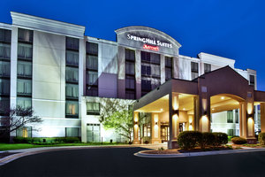 Exterior view - SpringHill Suites by Marriott Burr Ridge