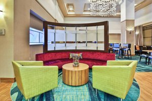 Lobby - SpringHill Suites by Marriott Burr Ridge