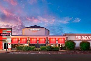 Restaurant - Courtyard by Marriott Hotel Midway Bedford Park