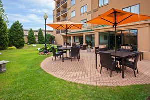 Exterior view - Courtyard by Marriott Hotel Midway Bedford Park