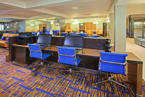 Conference Area - Courtyard by Marriott Hotel Midway Bedford Park