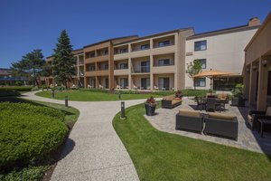 Exterior view - Courtyard by Marriott Hotel Highland Park