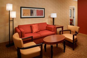 Suite - Courtyard by Marriott Hotel Lincolnshire