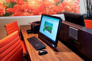 Conference Area - Courtyard by Marriott Hotel Lincolnshire