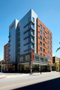 Exterior view - Courtyard by Marriott Hotel University Circle Cleveland