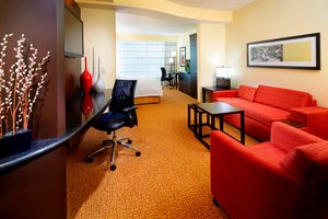 Suite - Courtyard by Marriott Hotel University Circle Cleveland