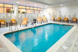 Recreation - Courtyard by Marriott Hotel University Circle Cleveland