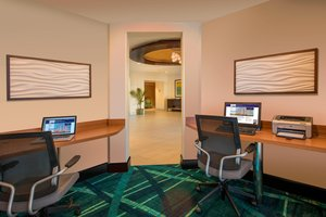 Conference Area - SpringHill Suites by Marriott Airport Charlotte