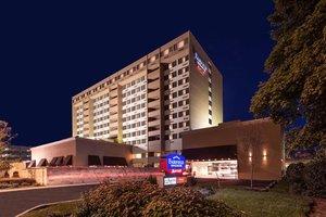 Exterior view - Fairfield Inn & Suites by Marriott Uptown Charlotte