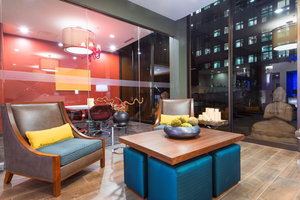 Lobby - Fairfield Inn & Suites by Marriott Uptown Charlotte