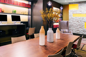 Conference Area - Fairfield Inn & Suites by Marriott Uptown Charlotte