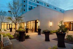 Exterior view - Marriott Hotel Columbus University