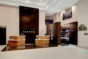 Lobby - Courtyard by Marriott Hotel Downtown Columbus