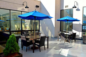 Exterior view - Courtyard by Marriott Hotel Downtown Columbus