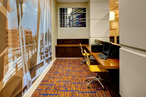 Conference Area - Courtyard by Marriott Hotel Downtown Columbus