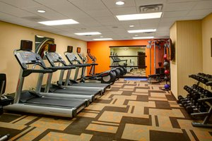 Recreation - Courtyard by Marriott Hotel Downtown Columbus