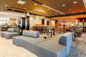 Lobby - Courtyard by Marriott Hotel South Arlington