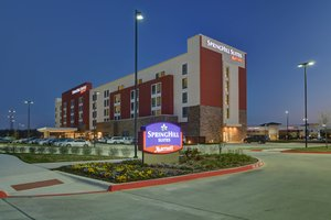 Exterior view - SpringHill Suites by Marriott Plano