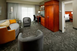 Suite - Courtyard by Marriott Hotel University Dayton