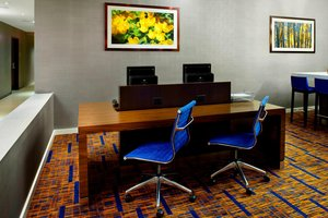 Conference Area - Courtyard by Marriott Hotel University Dayton