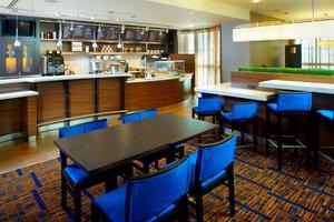 Restaurant - Courtyard by Marriott Hotel University Dayton