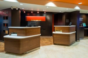 Lobby - Courtyard by Marriott Hotel Golden