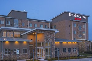 Exterior view - Residence Inn by Marriott Denton