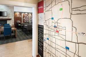 Map - TownePlace Suites by Marriott Arlington