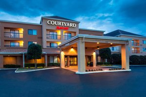 Exterior view - Courtyard by Marriott Hotel Dothan