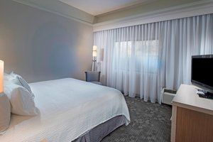 Suite - Courtyard by Marriott Hotel Dothan