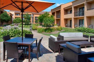 Exterior view - Courtyard by Marriott Hotel Troy