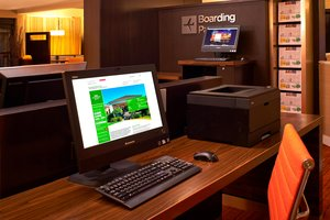 Conference Area - Courtyard by Marriott Hotel Troy