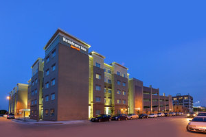 Exterior view - Residence Inn by Marriott Downtown Des Moines