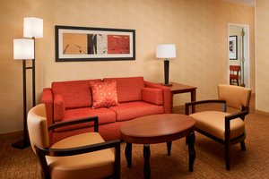 Suite - Courtyard by Marriott Hotel Detroit Airport Romulus