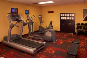 Recreation - Courtyard by Marriott Hotel Detroit Airport Romulus