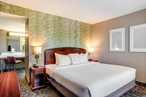 Suite - Courtyard by Marriott Hotel Cranbury