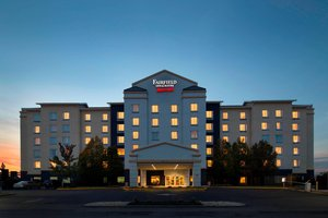 Exterior view - Fairfield Inn & Suites by Marriott Airport Newark