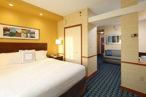 Suite - Fairfield Inn & Suites by Marriott Airport Newark