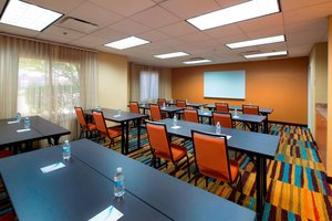 Meeting Facilities - Fairfield Inn & Suites by Marriott Airport Newark