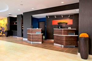 Lobby - Courtyard by Marriott Hotel Mt Arlington