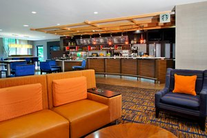 Restaurant - Courtyard by Marriott Hotel Mt Arlington