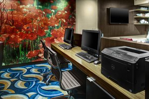 Conference Area - Courtyard by Marriott Hotel New Bern